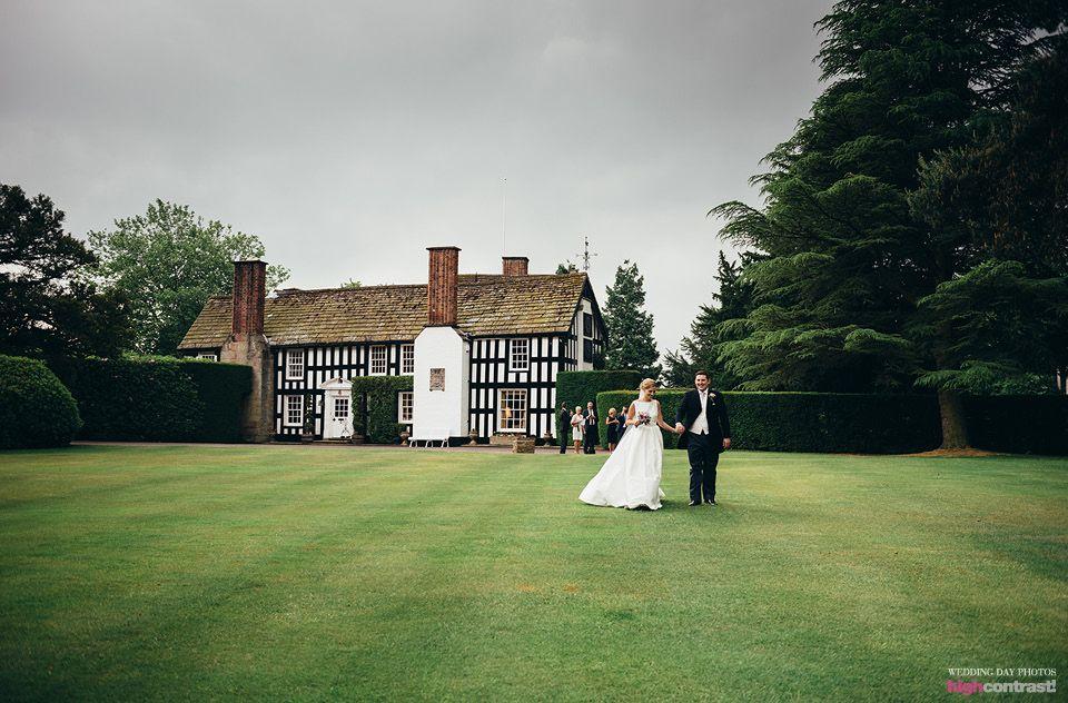 Gawsworth Hall Wedding Venue, Cheshire