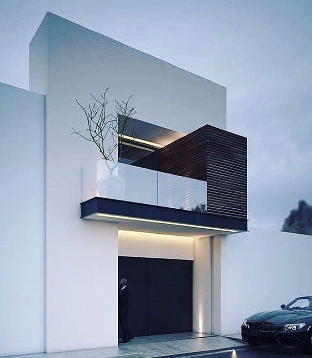 Casas mediterraneas | Villa en 2019 | House design, Facade