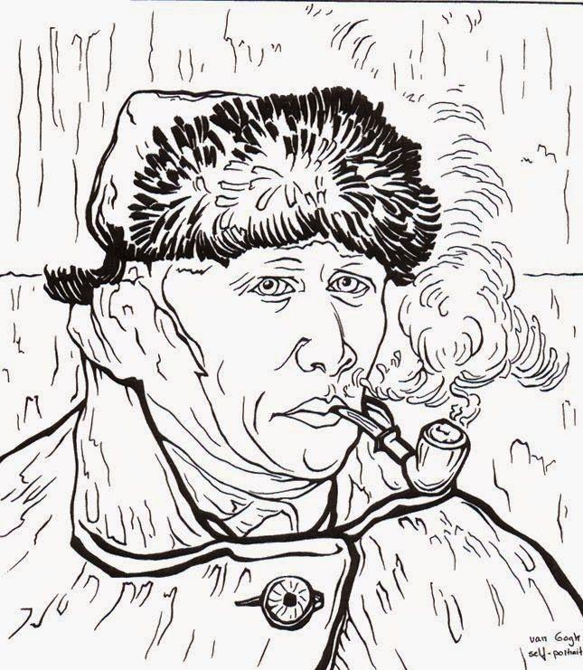 Sala De Aula Expressionismo Com Imagens Arte Van Gogh
