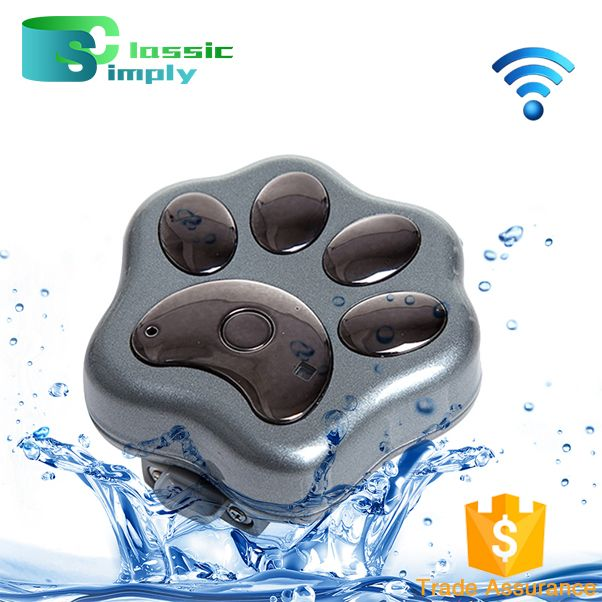 2g 3g Pet Paw Pet Gps Tracker For Dog Cat Pet Gps Gps