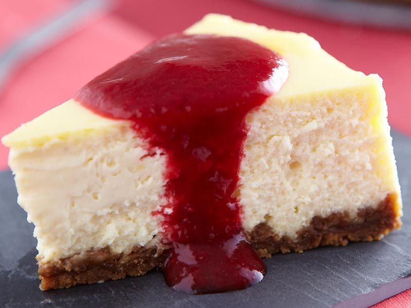 Cheesecake New-Yorkais au Thermomix | Recette | Cheesecake ...