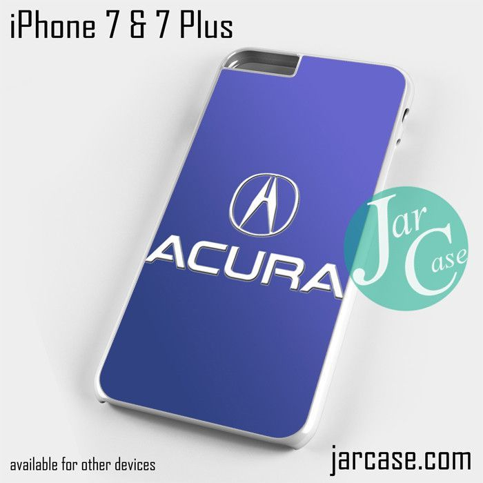 Acura Logo Phone Case For IPhone And Plus Phone Daily Wear - Acura phone case