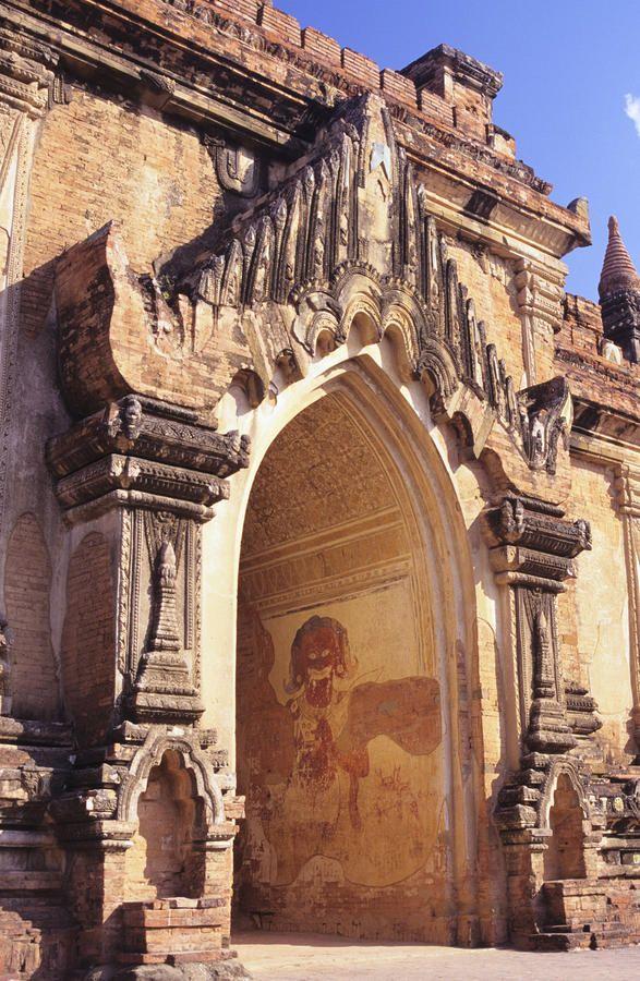Sulamani Temple, Burma, Myanmar