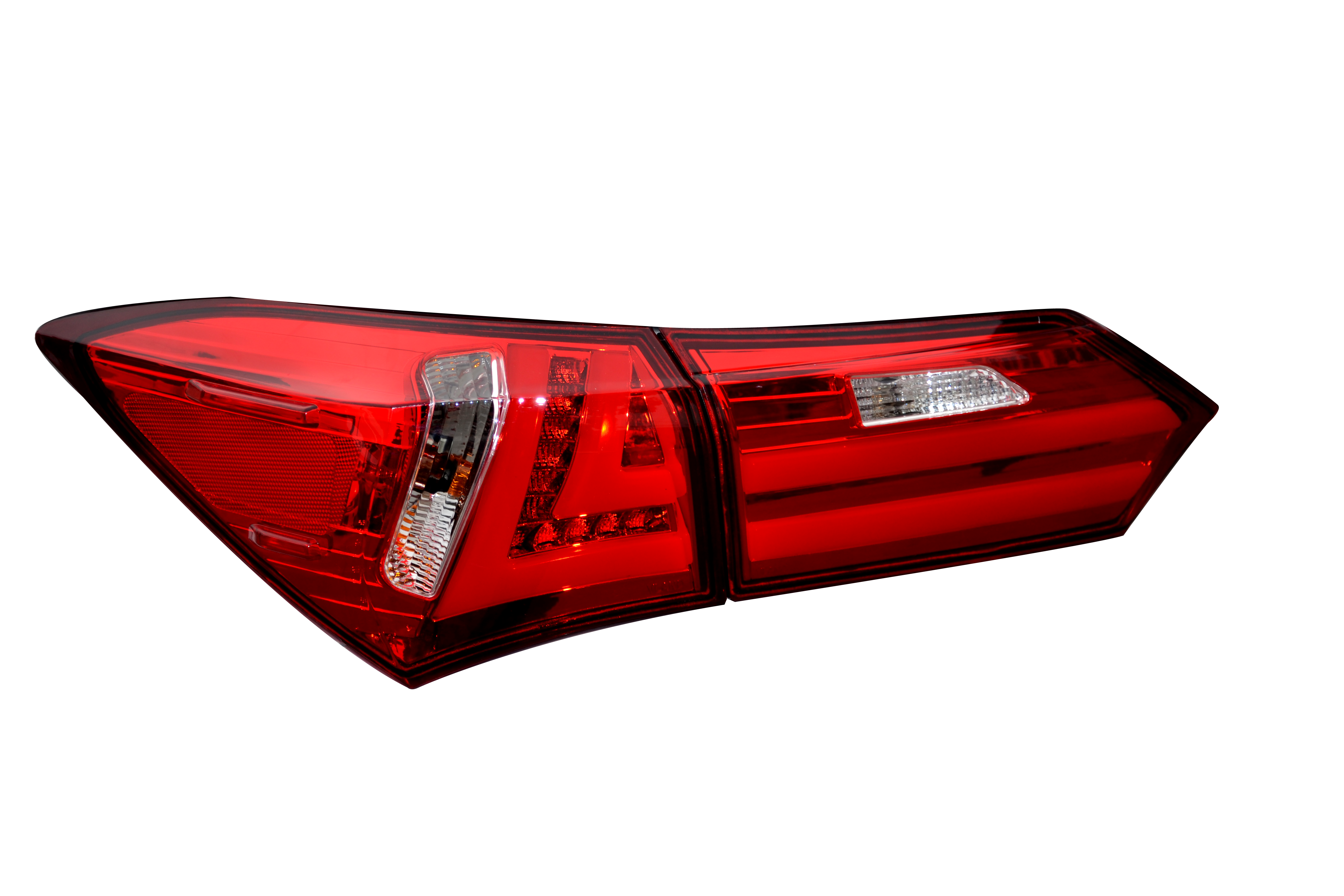 Vland Car For Corolla Led Tail Light 2014 New Corolla Altis Tail Lights Rear Trunk Lamp Vland Toyotacorollataillig New Corolla Led Tail Lights Corolla Altis