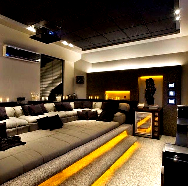 Different Living Room Theater Admission That Look Beautiful In
