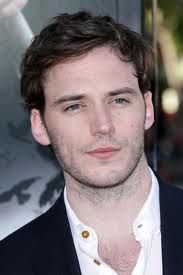 Sam Claflin-Finnick. WHAT? I don't think he looks like Finnick at all.