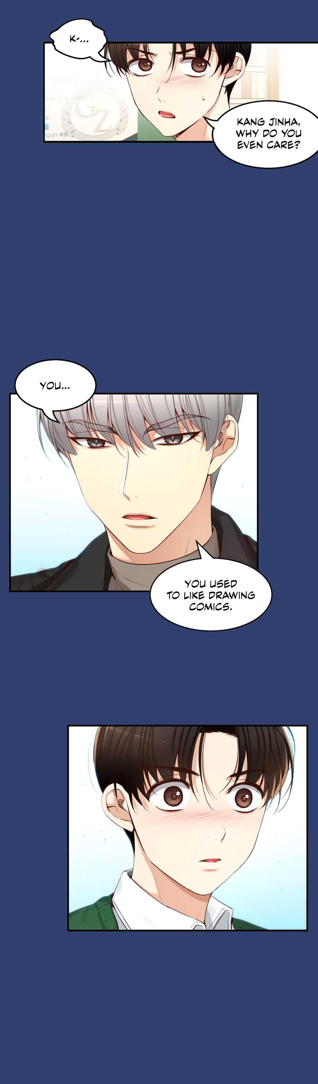 A Man Like You Ch 24 Page 19 Mangago A Guy Like You Anime