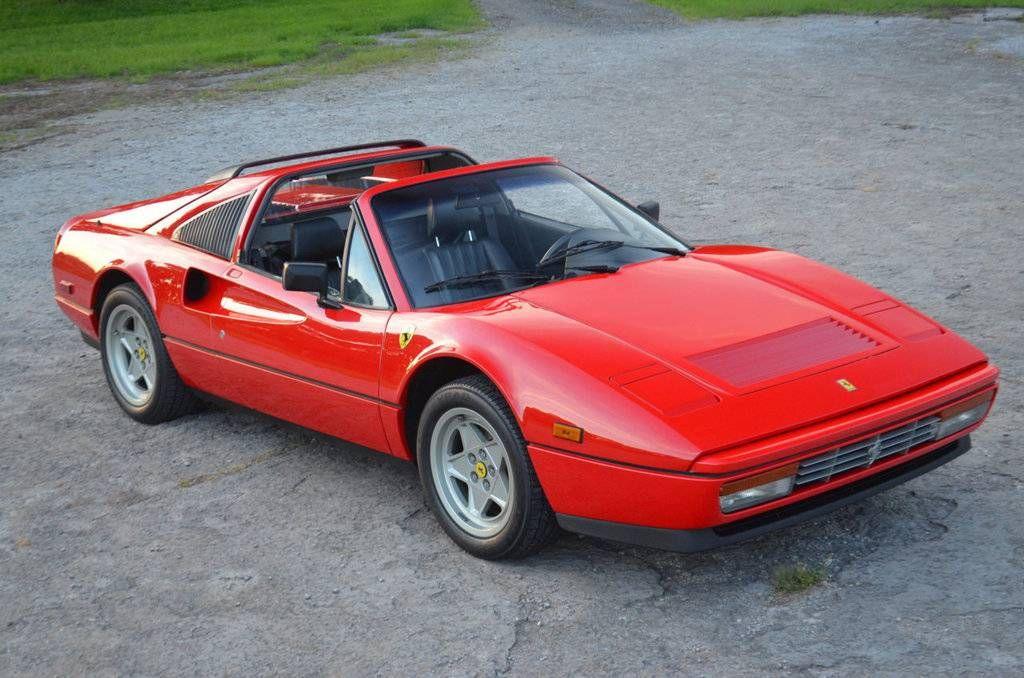 1987 Ferrari 328GTSI Convertible  / Hemmings Motor News