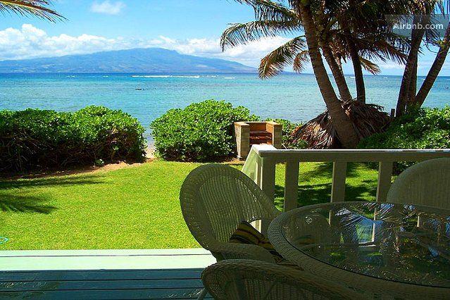 Molokai Aloha Beach House In Waialua