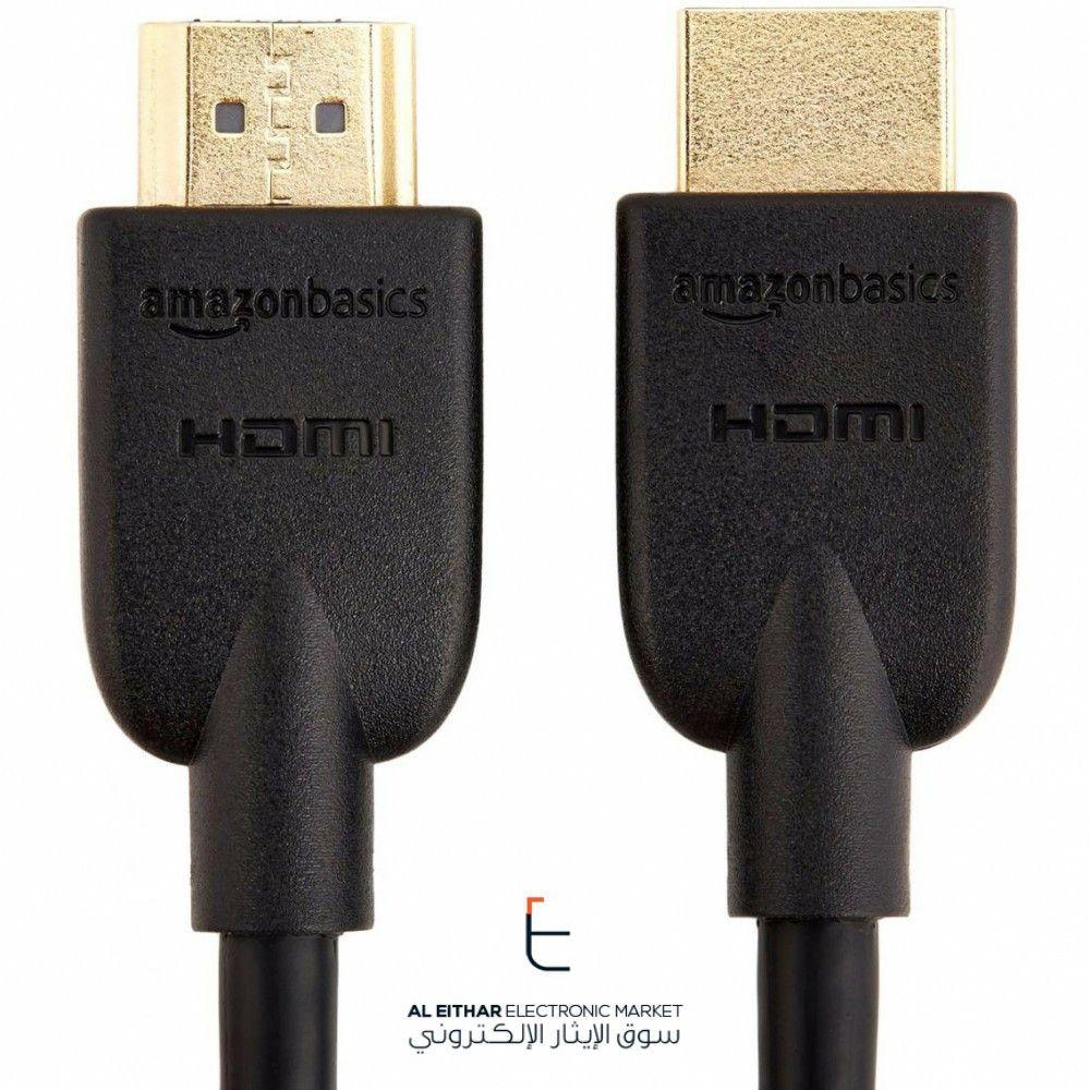 كيبل إتش دي إم آي أمازون بيسكس 2 0 يدعم Amazonbasics Hdmi Cable 4k سوق الإيثار الإلكتروني Hdmi Cables Hdmi Cable