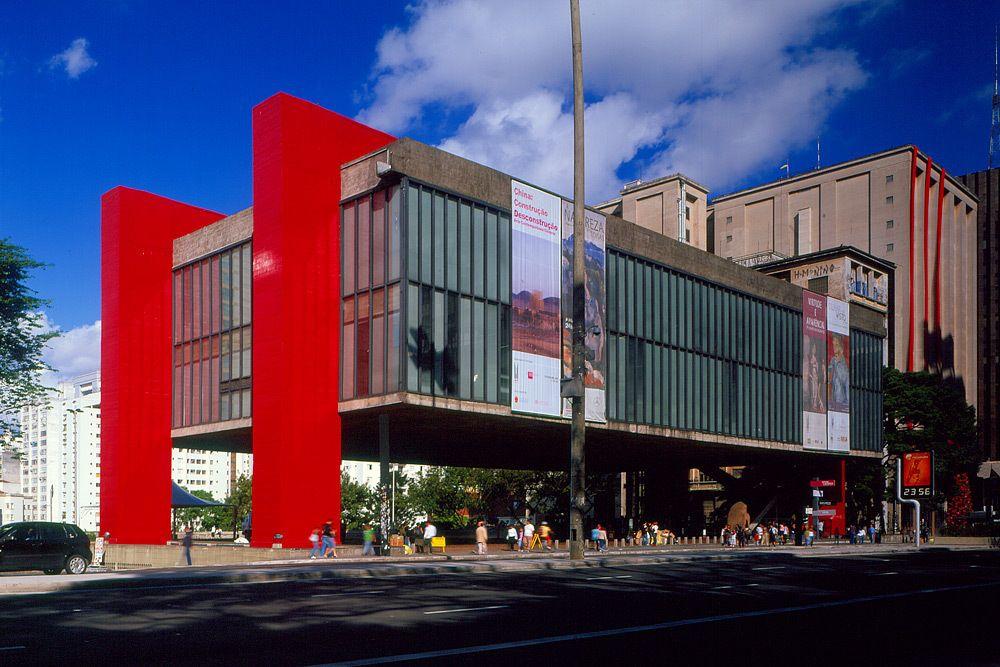 Masp Museum Of Art Sao Paulo Spotlight Lina Bo Bardi 100th Birthday