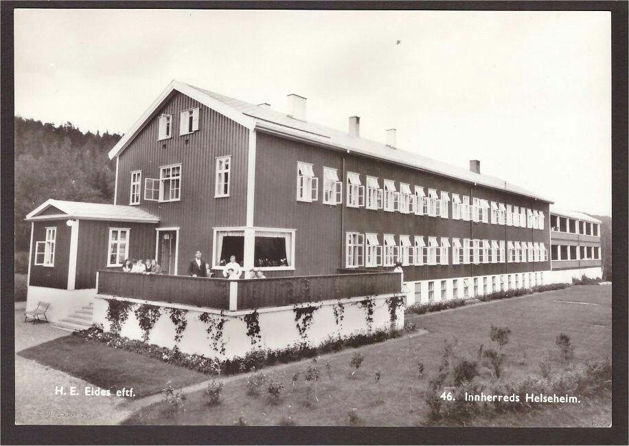 Innherreds Helseheim. Eides eftf. 46/Mittet.