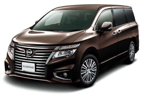 Updated Jdm Nissan Quest Leaf Coming To 2013 Tokyo Motor Show Motor Trend Wot Nissan Elgrand Tokyo Motor Show Nissan