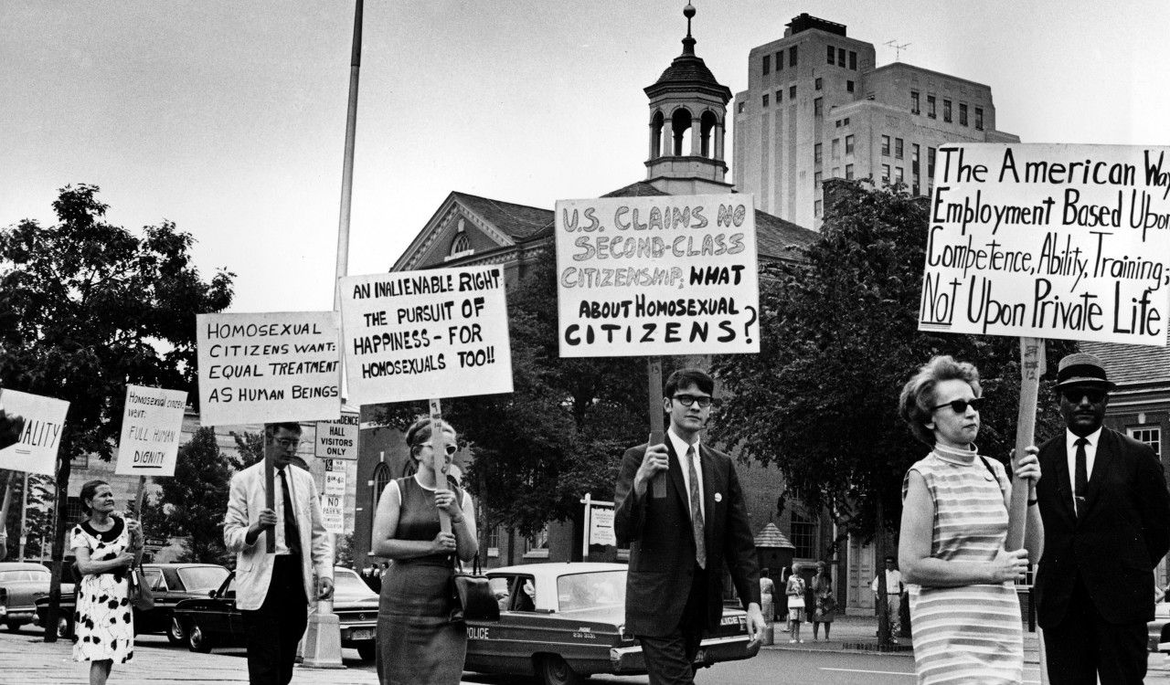 1951 first gay rights organization in this 4 1967 photo 1951 first gay rights organization in this 4 1967 photo kay tobin