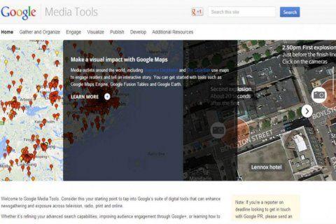 25 herramientas de Google para editores y reporteros