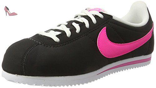 newest 97222 01ba9 Nike NIKE FLEX Contact (PSV) – Chaussures de running, fille, noir (