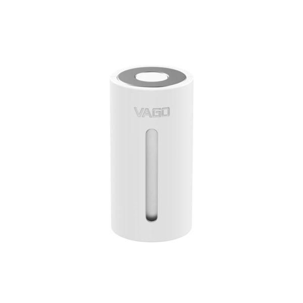 Vago Is A Small Device To Vacuum Vacuum Pack For Extra Luggage Space