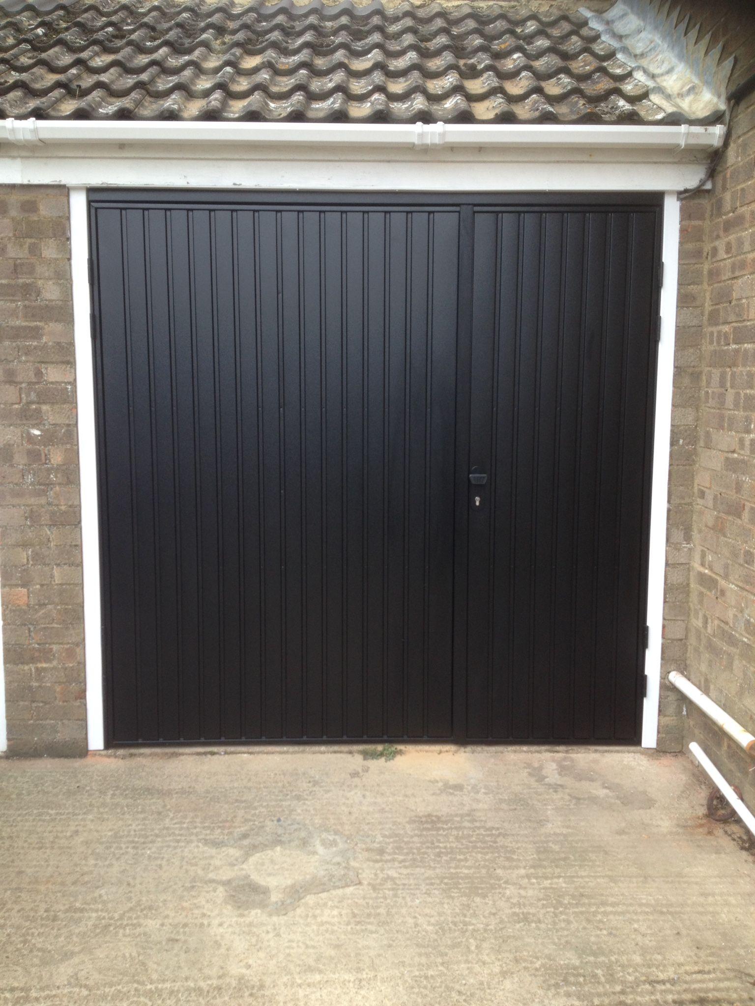 Side Hinged Garage Doors Cardale Abs Side Hinged Garage