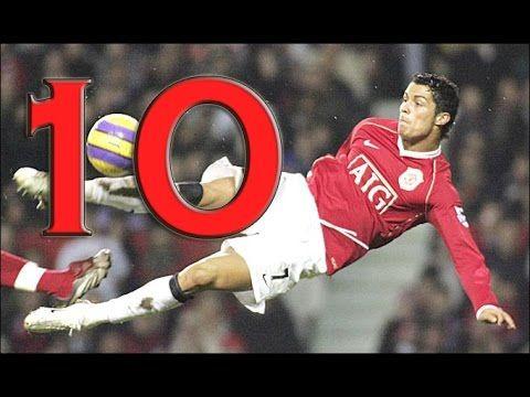 Top 10 Best Bicycle Kick Goals Ever Ronaldinho Ibrahimovic