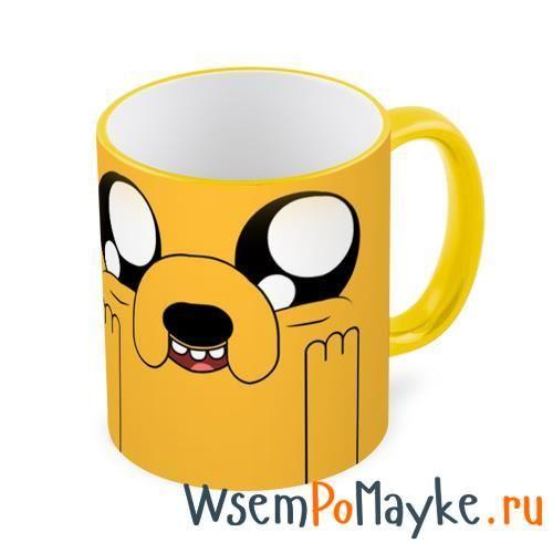 Кружка 3D Джейк милашка купить в интернет магазине WsemPoMayke.Ru http://wsempomayke.ru/product/mug_fullprint/1046122  Доставка по России курьером или почтой, оплата при получении. Посмотреть размеры и цену > http://wsempomayke.ru/product/mug_fullprint/1046122