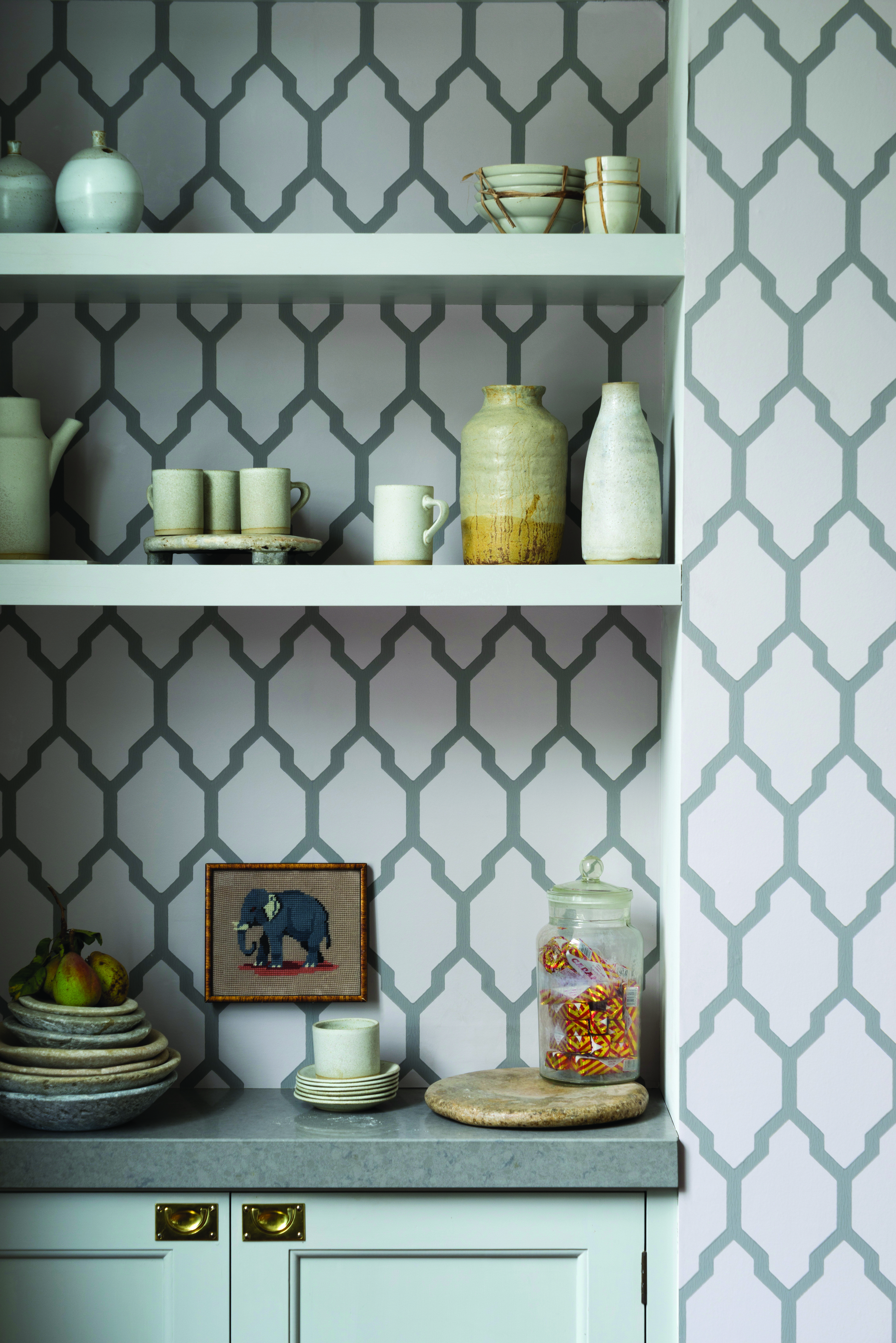 kitchen wallpaper ideas 15 beautiful designs to give your