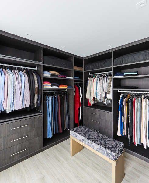 Camber dressing sur mesure dans la chambre à coucher wardrobe