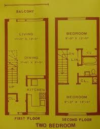 2 Bedroom Maisonette Layout Google Search Layout Two Bedroom Design
