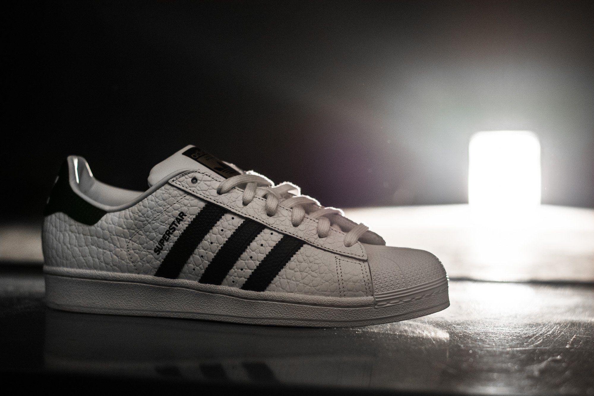 fancy adidas superstar animale s75157 sacchi & scarpe originali.