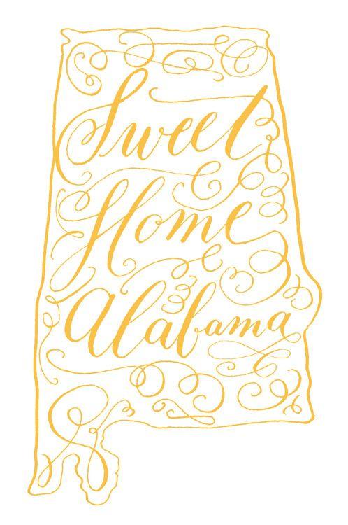 Sweet Home Alabama Sweet Home Alabama Alabama Sweet Home