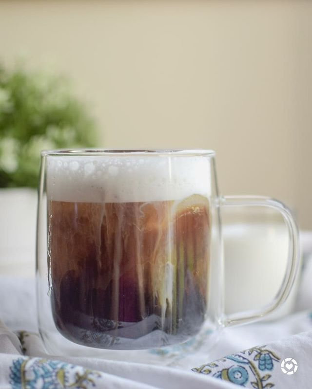 Salted Cream Cold Foam Cold Brew   Recipe (With images ...