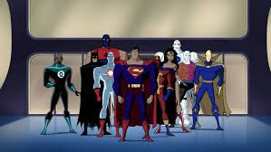 Image result for justice league unlimited