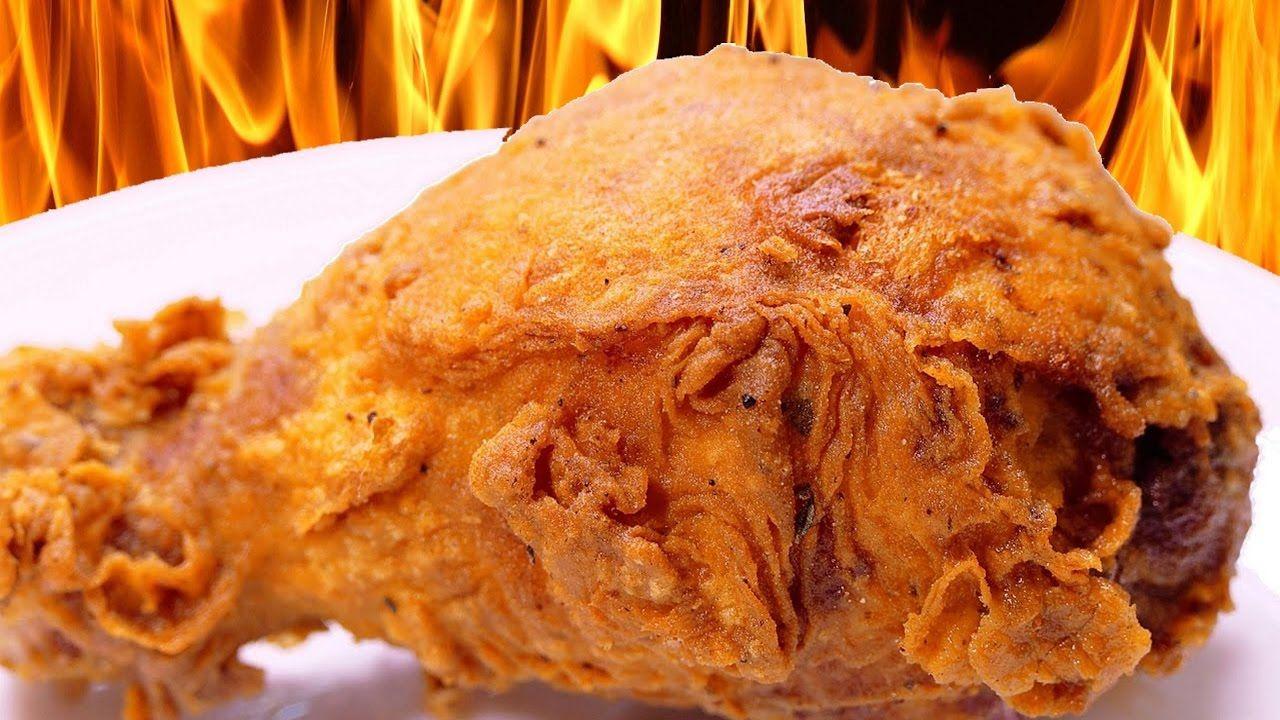 El Mejor Pollo Frito Del Mundo Kfc Cooking Recipes Recipes Quick Cooking Recipes