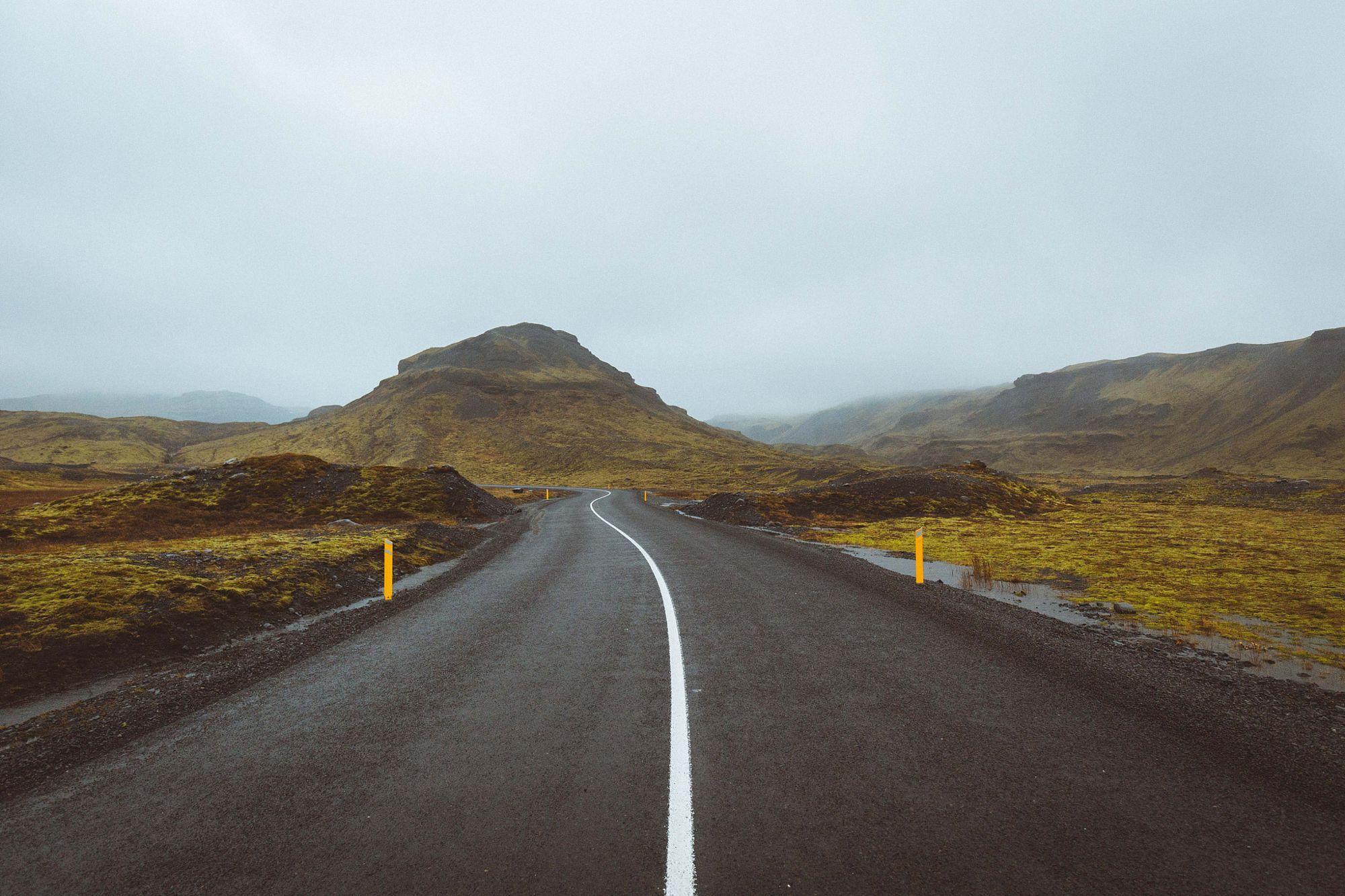 #500px Select #Photography : Icelandic roads by jakechamseddine https://t.co/Aqj14Hk0Cg | skylandscapenaturetra  #photography