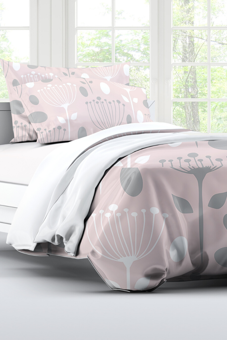 Little Girls Bedding Cute Comforters And Girls Bedspreads A For