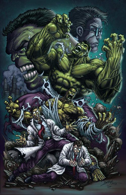 hulk 1 especial transformación un clásico llevado al futuro lo recomiendo