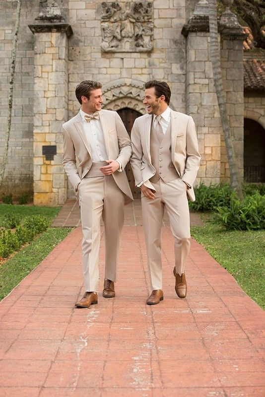 allure-tan-peak-men-tuxedo | My wedding <3 | Pinterest | Wedding ...