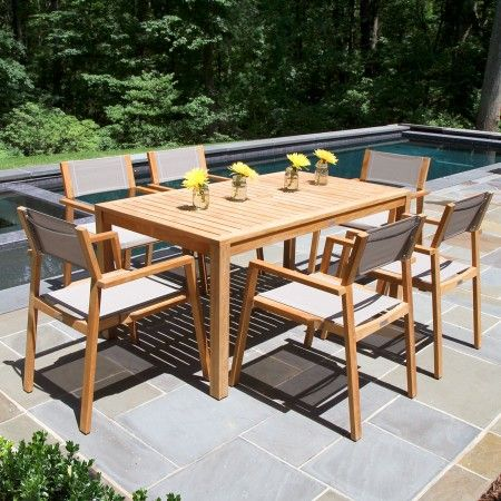 Summit Infinity 5ft Dining Table.