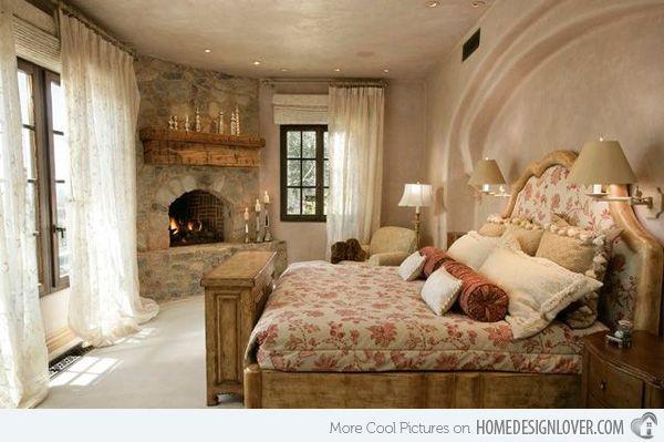 Romantische Meister Schlafzimmer   Schlafzimmer