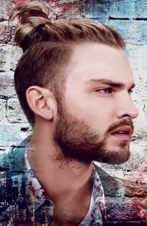 17.Mens Long Hairstyle 2015