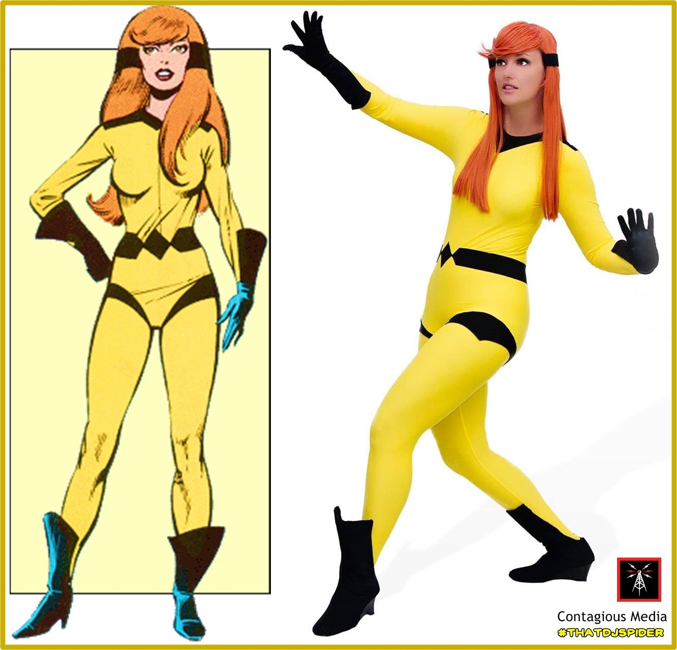 Crystal Marvel Costume Crystal of the ...