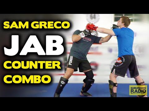Vicious Counter To A Jab Inside Slip By Sam Greco Youtube Martial Arts Sparring Martial Arts Mixed Martial Arts Workout