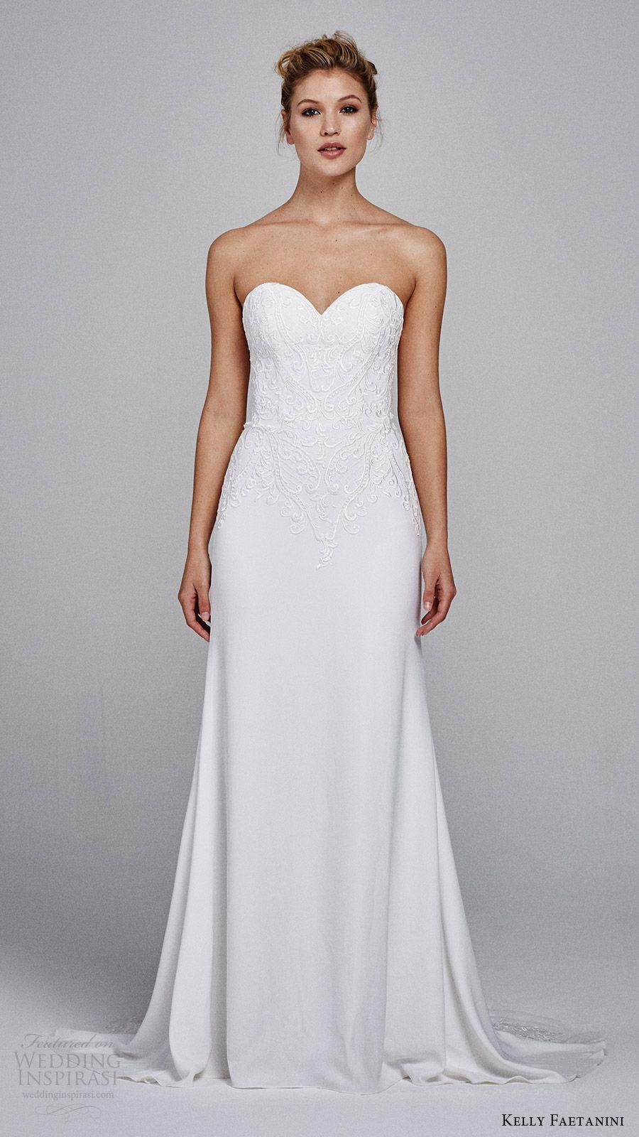 Kelly faetanini fall wedding dresses wedding dress weddings