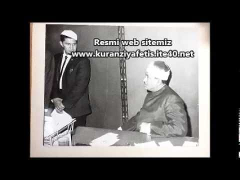 Abdulbasit Abdussamed Hasr Suresi Emsalsiz Tilavet 1960 Lar Yer