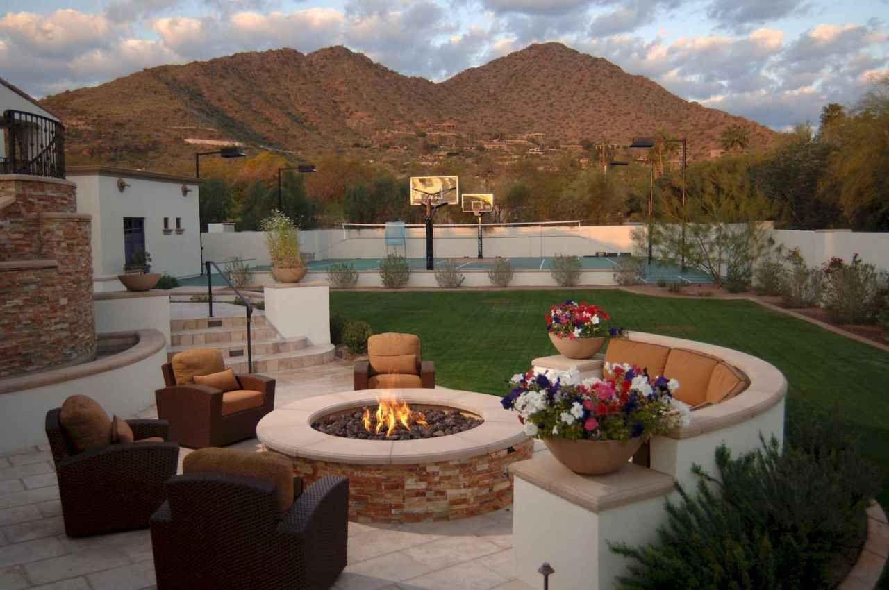 40 arizona backyard ideas on a budget 20 arizona on best large backyard ideas with attractive fire pit on a budget id=88936