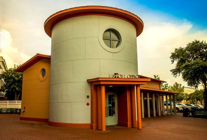 Celebration Post Office Disney World Florida Post Office