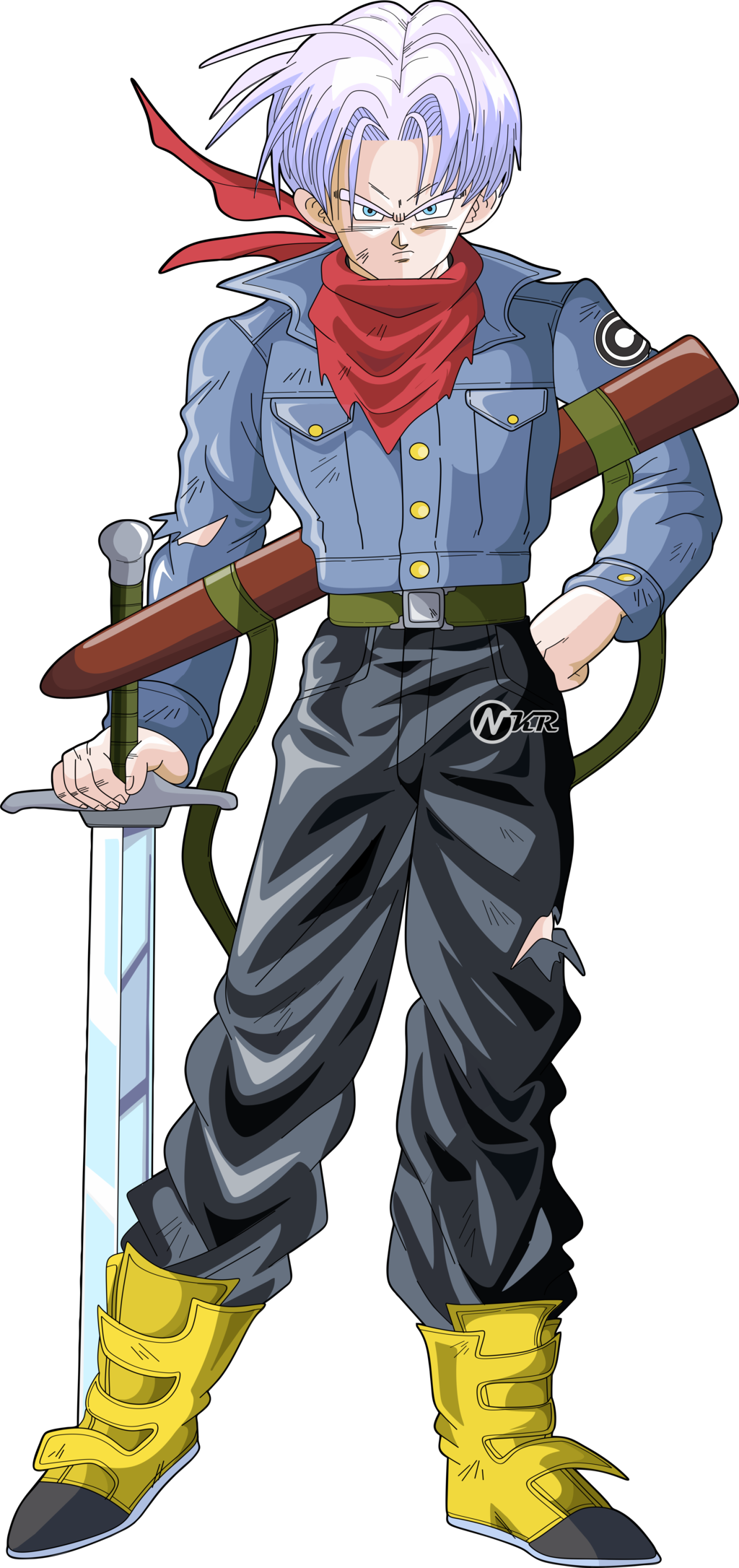 Trunks Del Futuro Dragon Ball Super By Naironkr On Deviantart Dragon Ball Dragon Ball Super Dragon Ball Z