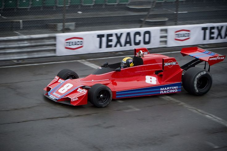 1976 Brabham BT 45 - Alfa Romeo (Carlos Pace)
