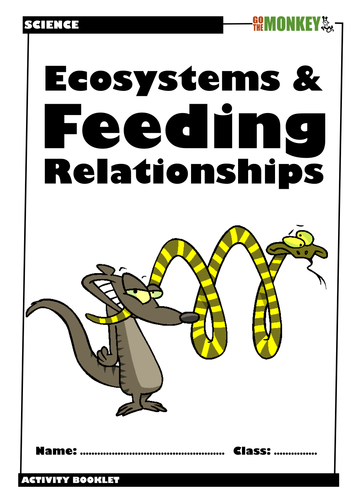 Ecosystems And Feeding Relationships Relationship Activities Relationship Bad Relationship