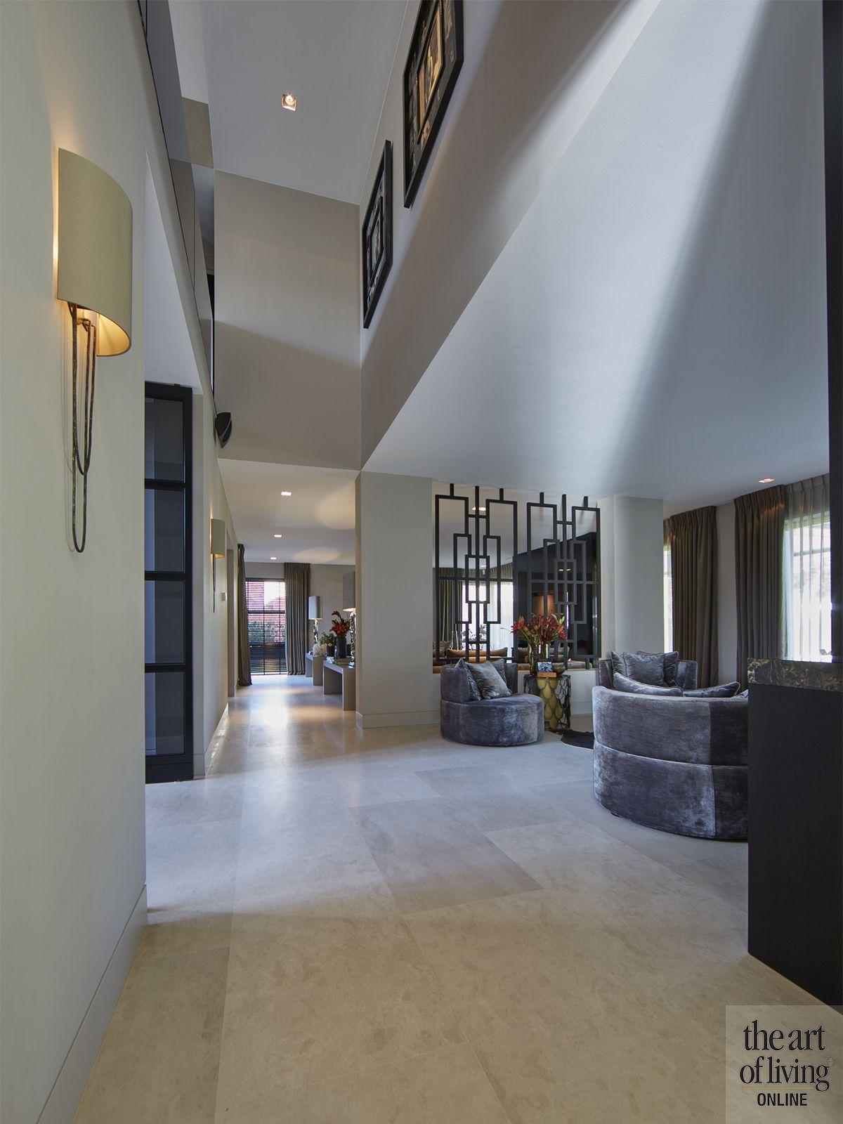 Moderne Villa Met Warm Karakter Van Der Linde Architecten Interieur Ontwerpen Architecten Home Deco
