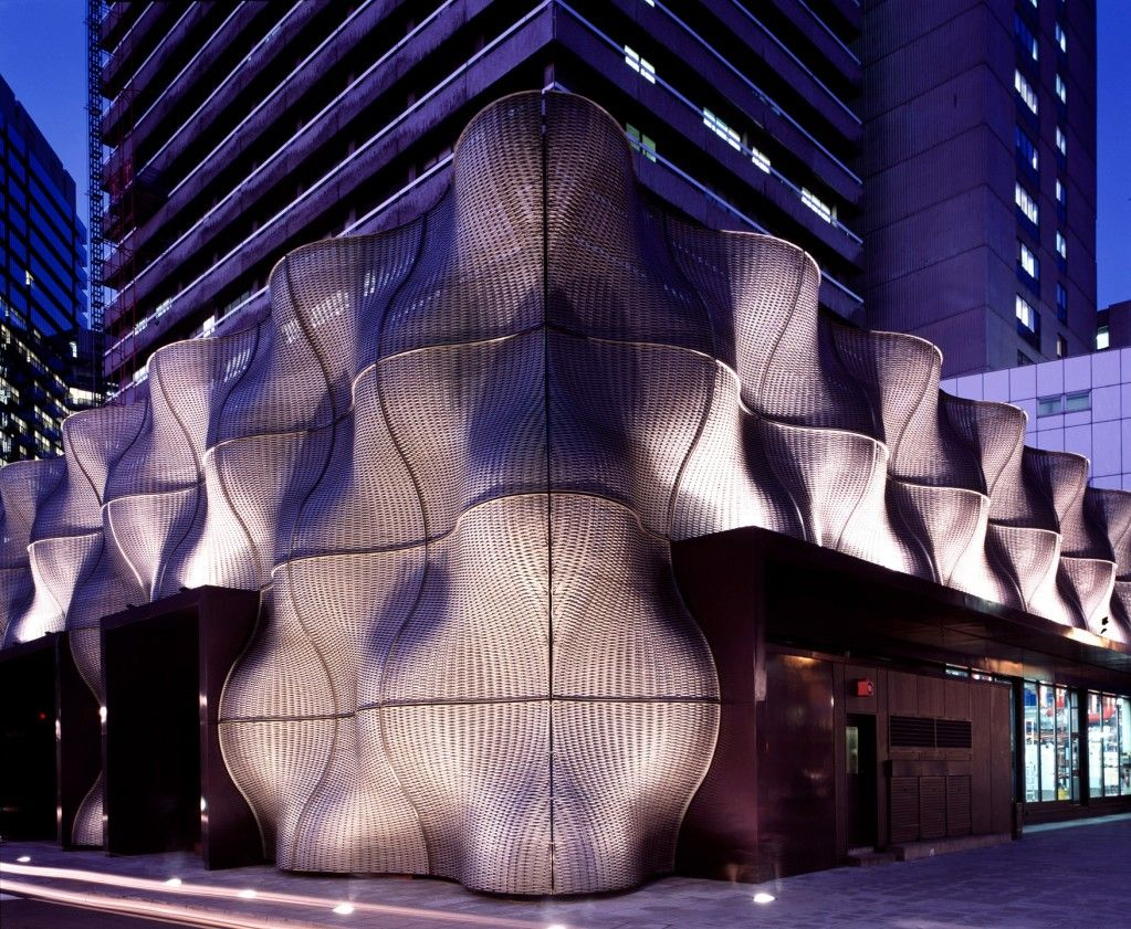 Guys Hospital, London - architect Thomas Heatherwick.